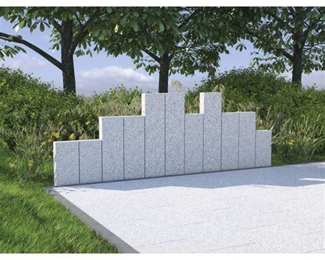palisade granit grau xxcm bei hornbach kaufen