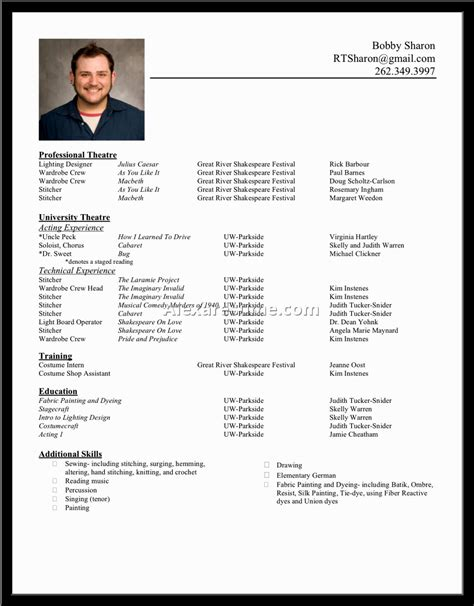 Outstanding Resumes by Exles Of Outstanding Resumes Sarahepps