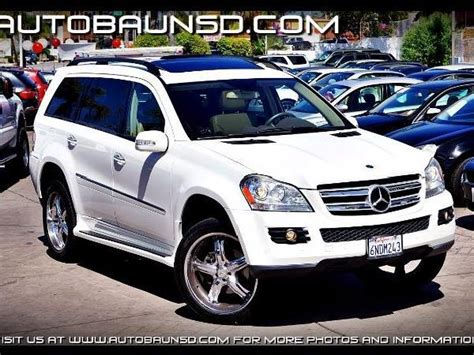 security system 2007 mercedes benz gl class electronic valve timing power automatic 2 door san diego mitula cars