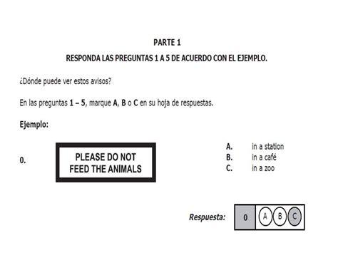 tipos de preguntas y ejemplos pruebas saber pro ecaes practica ingl 201 s conmigo caracteristicas de la prueba