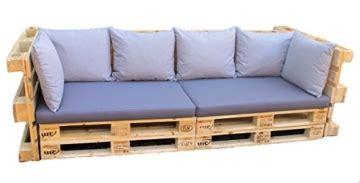 Paletten Sofa Polster by ᐅ Paletten Sofa Polster Set 8 Teilig Grau Blau ᐅ