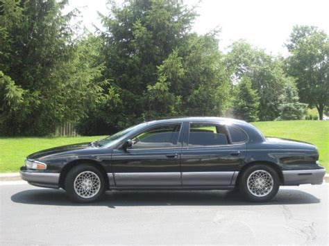 1996 chrysler new yorker information and photos