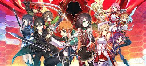sword art  integral factor annunciato