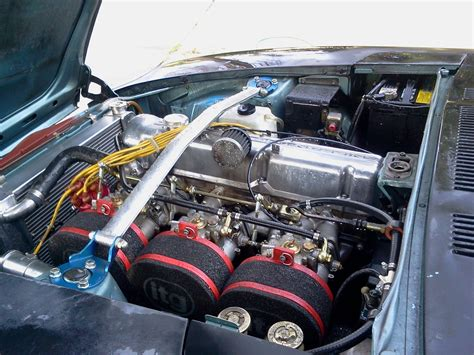 nissan 260z engine skyline engine monster 1974 datsun 260z with rb25det