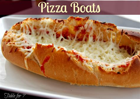 pizza boat 21 times food is better than sex