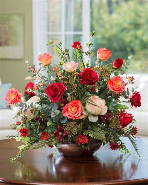 silk flower arrangements fake flower bouquets shop 1168 best floral centerpieces images on pinterest