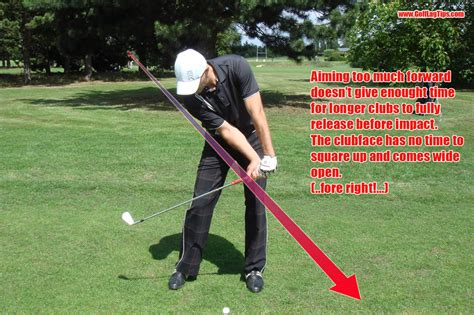 how to keep lag in golf swing the aiming point concept from the golfing machine golf