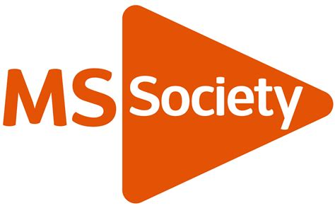 m s ms society logo volunteer news and resources