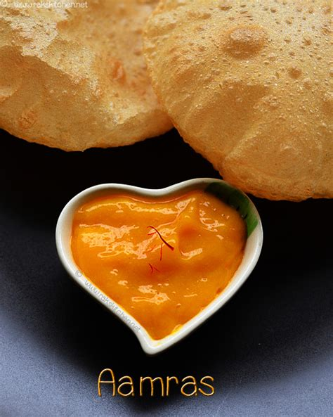 5 Sweet Recipes For Midweek by Aamras Recipe How To Make Aamras Raks Kitchen