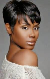 shortcuts for black with thin hair top 25 best short black hairstyles ideas on pinterest