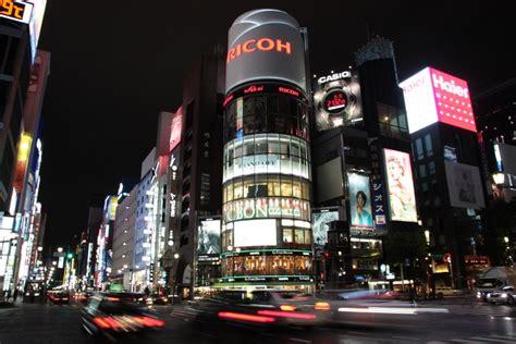 turisti per caso tokyo tokyo ginza 4 chrome crossing viaggi vacanze e