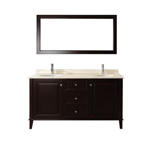 Studio Bathe Vanity by Studio Bathe 63 In Vanity In Chai With Marble Vanity