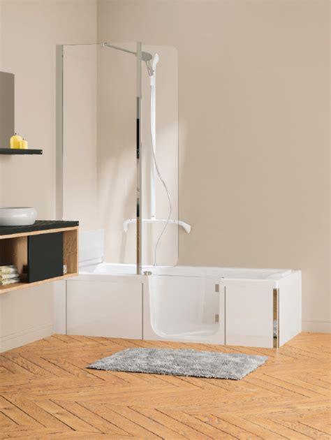 badewanne mit tür und dusche badewanne und dusche in einem kinedo duschl 246 sungen