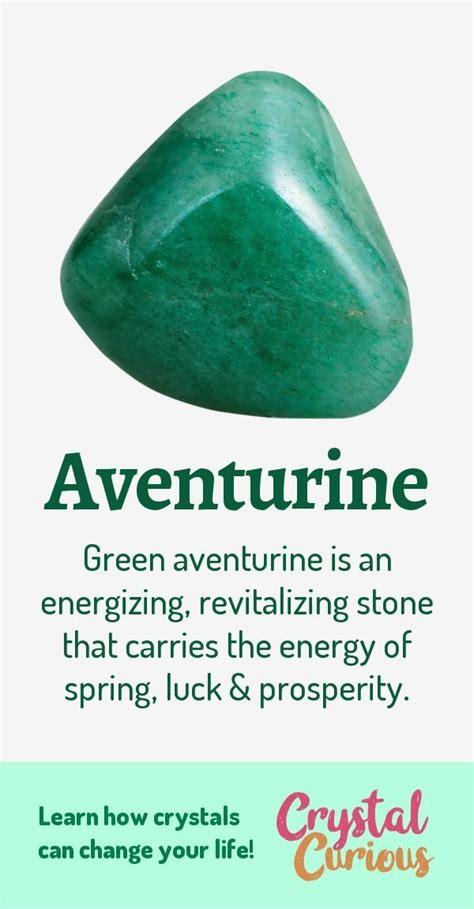 aventurine healing properties benefits crystal healing