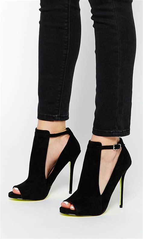 cut out high heels cut out high heels 28 images jillian black cut out