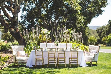 ranch weddings sacramento ca 3 holman ranch wedding the luxe outdoor wedding