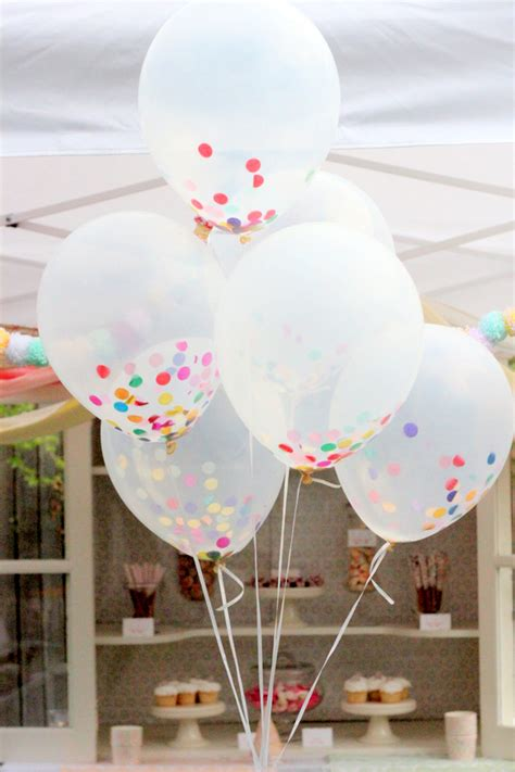trend for 2015 bridal shower parties balloon decors