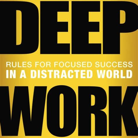 deep work rules for great books you should read peter saydak