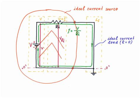 resistor in series with current source what is the idea simple current source