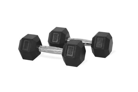 Dumbell 8 Kg hastings hex dumbbell 8kg set helisports 232 il migliore