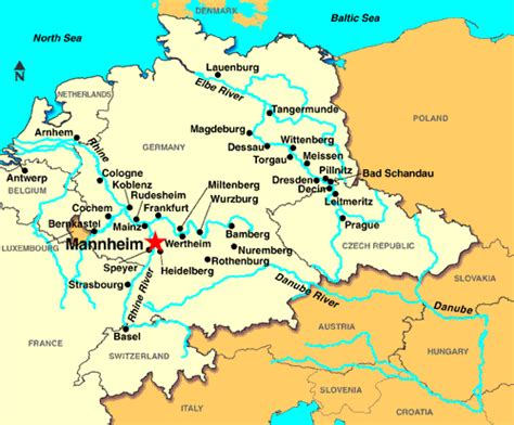 manheim germany map mannheim germany discount cruises last minute cruises