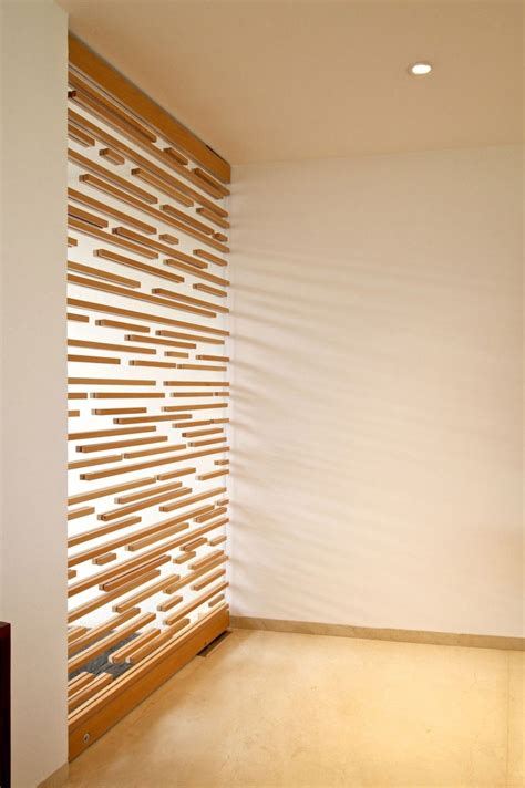 Architectural Wood Interior Wall Panels - light interior architecture unique wood window panels
