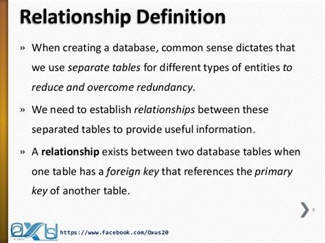 Define Relationship Everything About Database Joins And Relationships