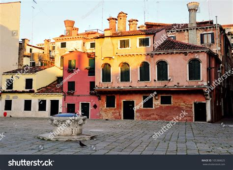 Appartments In Venice by Apartments Building In Venice Italy Stock Photo