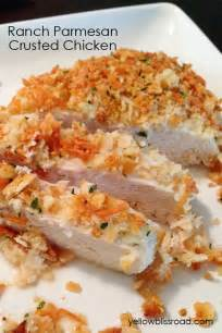 Parmesan Crusted Chicken by Parmesan Crusted Chicken Recipe Dishmaps