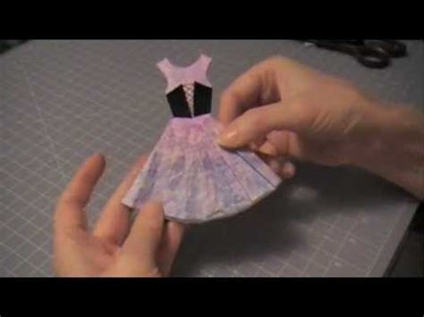 How To Make Clothes From Paper - paper couture 3 witch paper dress