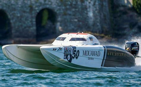 gary ballough boat racing mixing in some pleasure