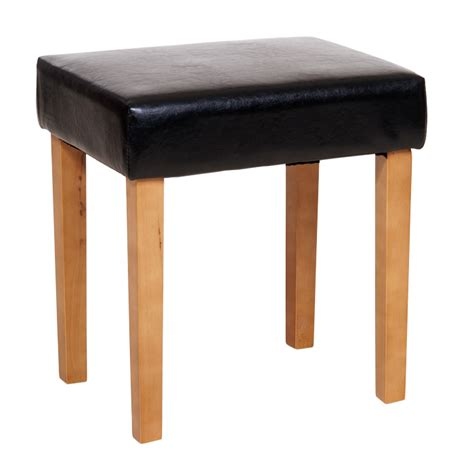 bedroom stool milano stool available in cream brown or black