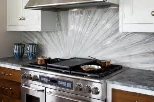 Glass Kitchen Backsplash Glass Tile Backsplash Contemporary Kitchen Dc Metro