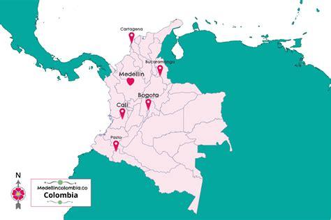 medellin map where is medellin located medellincolombia co