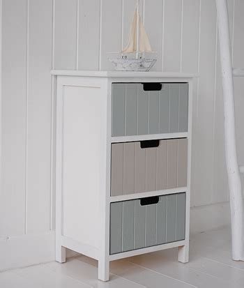free standing bathroom cabinet furniture with 3 drawers