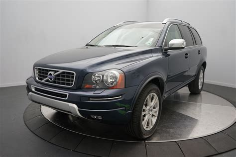 certified pre owned 2013 volvo xc90 3 2 sport utility in