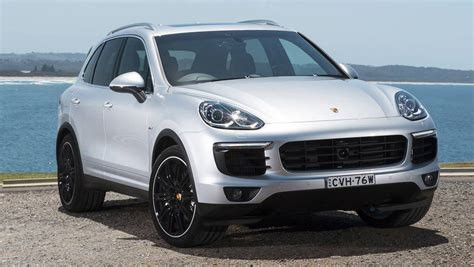 Porsche Diesel Cars by 2016 Porsche Cayenne S Diesel Review Road Test Carsguide
