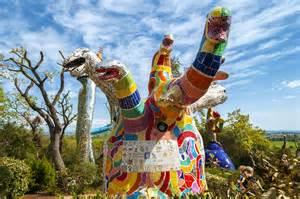 niki de phalle tarot garten il giardino dei tarocchi a capalbio la guida definitiva