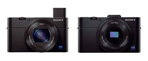 Sony Kamera Rx100 M3 sony rx100 m3 vs rx100 m2 specifications comparison