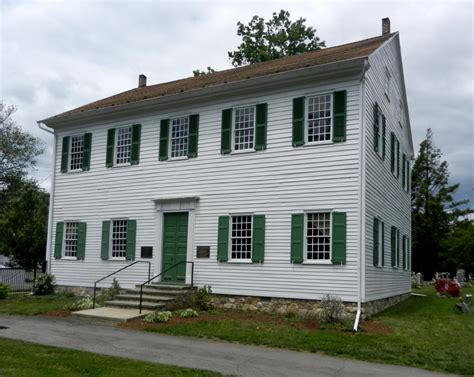 The Meeting House by Our History