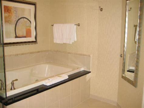 bathroom jet spray jet spray tub in bathroom picture of signature at mgm grand las vegas tripadvisor