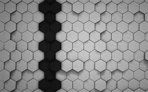 Tile Wallpaper Hexagon Tile Wallpaper 188