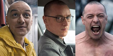 james mcavoy plays all the characters james mcavoy plays in split and