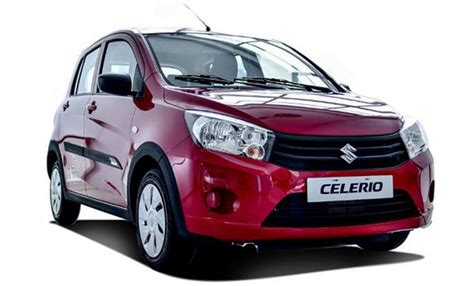Price Of All Maruti Suzuki Cars Maruti Suzuki Celerio Cross Price Specs Review Pics