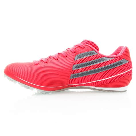 track and field shoes adidas spider 2 womens track and field shoes pink