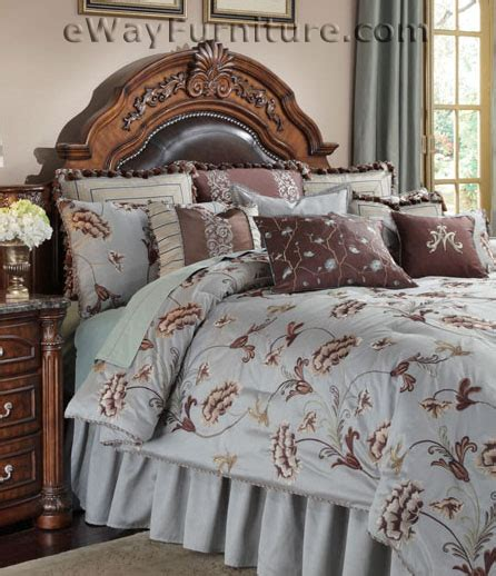 Aico Bedding Sets Enchantment Bedding Set By Aico