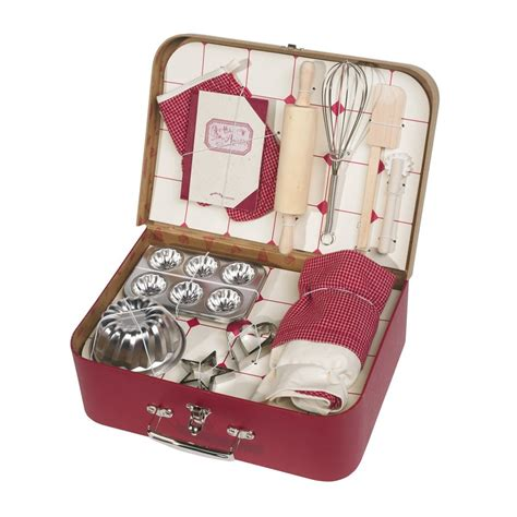 Baking Set by Moulin Roty Baking Set Nerdy With Children