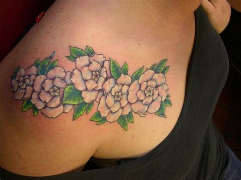 Gardenia Tattoo Gallery | gardenias by noneknown on deviantart