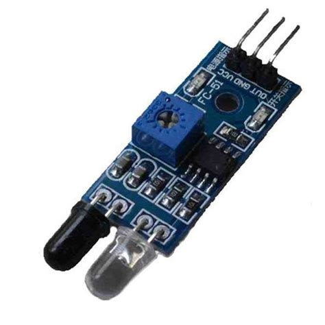 ir led object detection infrared object detection sensor future electronics arduino