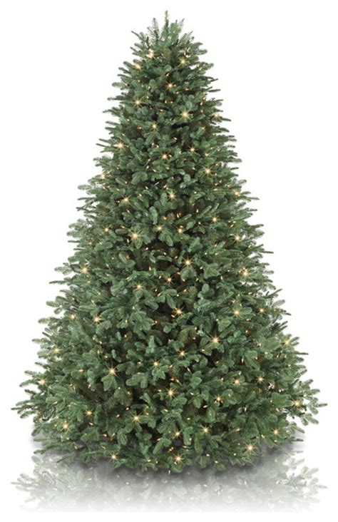 9 candlelight led bh balsam fir artificial christmas tree